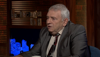 After Midnight: Georgi Poghosyan