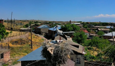 On the Roads of Armenia: Oshakan
