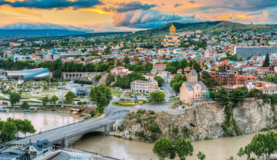 Cities of the World: Tbilisi (Part 1)