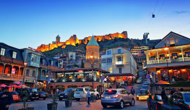 Cities of the World: Tbilisi (Part 3)