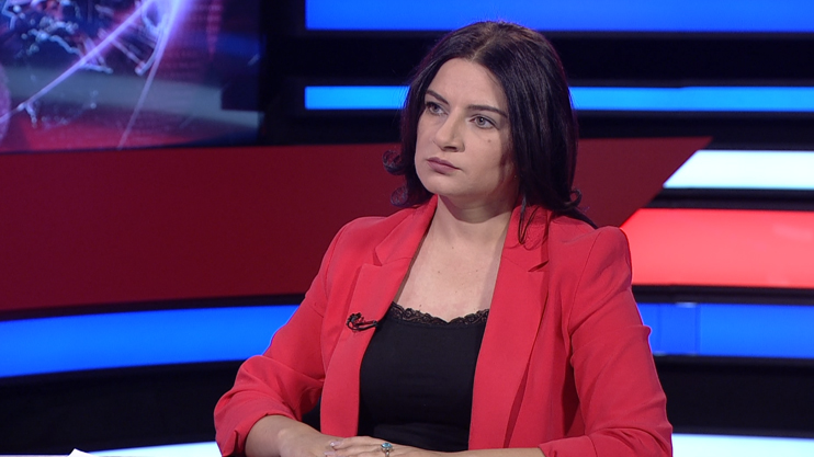 Interview with Tehmine Yenokyan