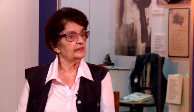 Art and Reality: With Tumanyan's Granddaughter Irma Safarsbekyan