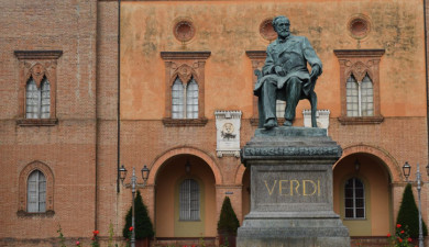 Cities of the World: Italy, Verdi