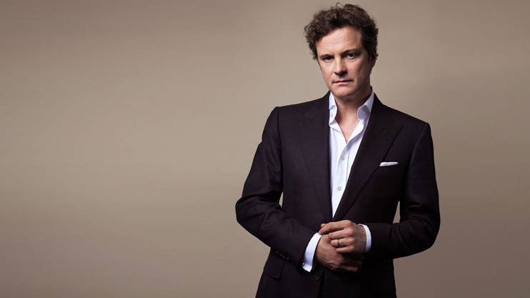British Actor Colin Firth