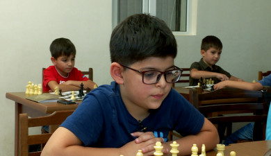 Talented Ones: Chess Players