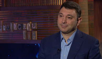 After Midnight: Eduard Sharmazanov