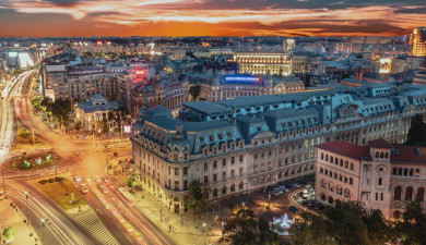 Cities of the World: Bucharest, Romania (Part 5)