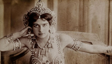 Mata Hari: Dancer and Spy