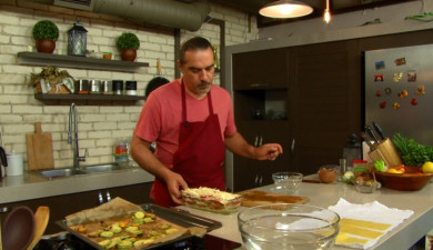 Let's Cook Together: Veggie Lasagna