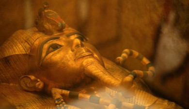 Tutankhamun: Living Image of Amun