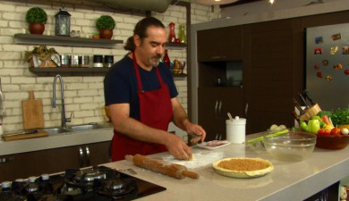 Let's Cook Together: Italian Meat Pie