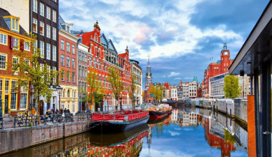 Cities of the World: Amsterdam, the Netherlands (Part 1)