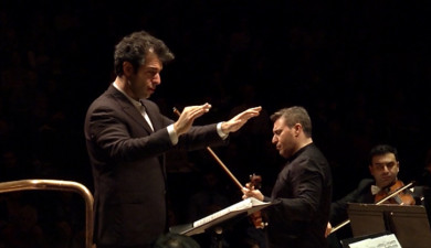 Armenian National Philharmonic Orchestra: Concert at London Barbican Centre