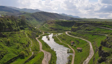 On the Roads of Armenia: Stepanavan