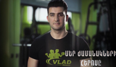 The Hero of Our Time: Vlad Kharatyan