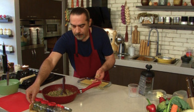Let's Cook Together: Stuffed Cannelloni Casserole