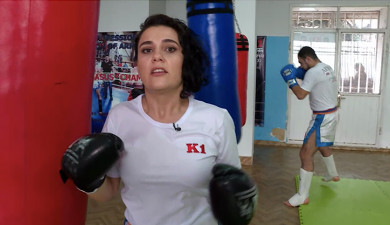Sport Time: Kickboxing