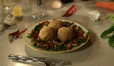 Let's Cook Together: Potato Balls