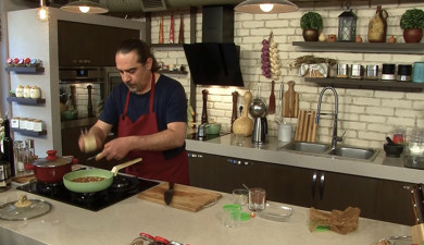 Let's Cook Together: Vegetable Ragù with Polenta