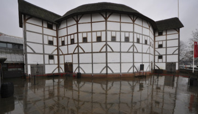 The Globe Theater of London