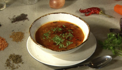 Let's Cook Together: Rasam
