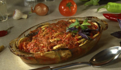 Let's Cook Together: Ratatouille