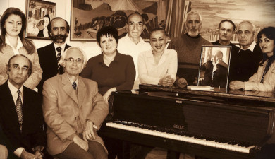 On the Roads of Armenia: Yerevan State Conservatory after Komitas