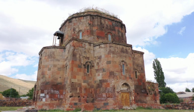 On the Roads of Armenia: Mastara