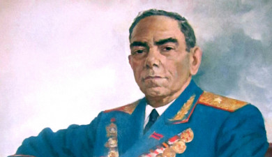 Nver Safaryan: USSR Major General
