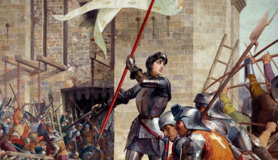 Story of a Painting: Joan of Arc