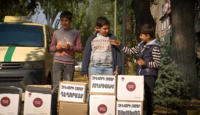 Children for Artsakh