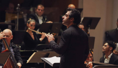 Portrait of a Conductor: Sergey Smbatyan