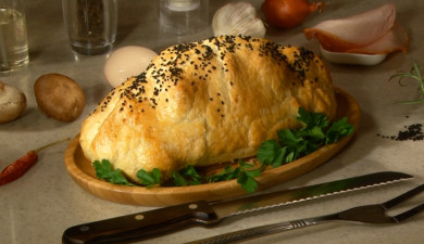 Let's Cook Together: Wellington Pie