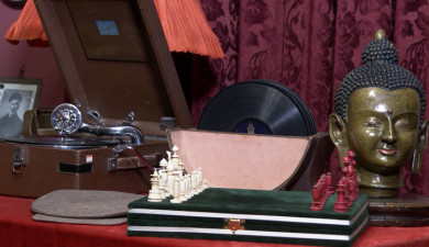 Story of an Exhibit: Charents's Gramophone